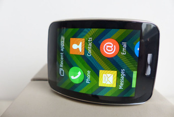 Test Samsung Gear S