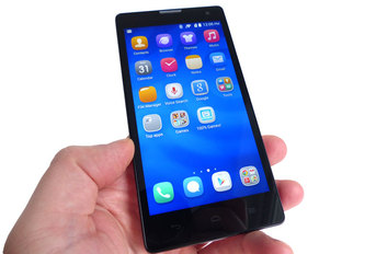 Test Huawei Honor 3C
