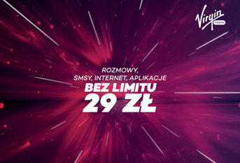 #BezLimitu w Virgin Mobile