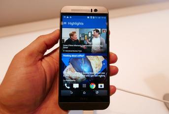 HTC One M9 - nasze pierwsze wrażenia