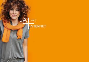 JA+ Internet LTE