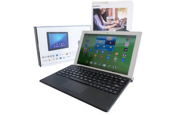 Test Sony Xperia Z4 Tablet