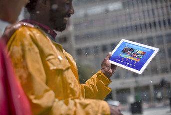 Ceny Sony Xperia Z4 Tablet w Orange