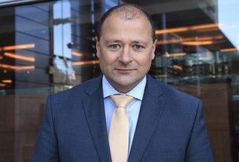 Tomasz Basiński, wiceprezes zarządu Eurotel S.A.