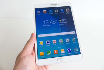 Test tabletu Samsung Galaxy Tab S2 8.0