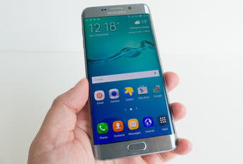 Test Samsung Galaxy S6 edge+