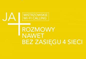Wi-Fi Calling - plus rozpoczyna testy tej usługi - wystartowały zapisy!