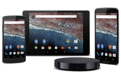 Android w październiku