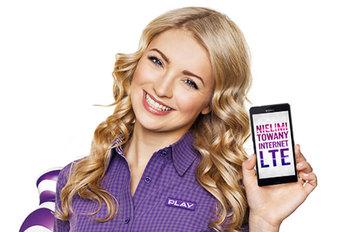 PLAY oficjalnie o LTE 800