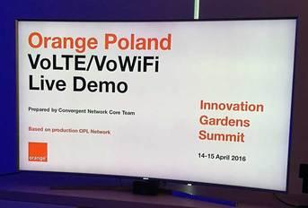 Orange też testuje VoLTE i VoWiFi