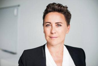 Bożena Leśniewska, członek zarządu Orange ds. sprzedaży i komercyjnej digitalizacji