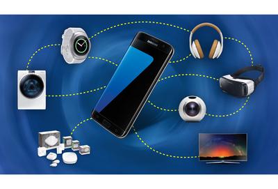 Sieć urządzeń Samsung