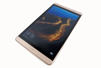 Test Huawei MediaPad M2 8.0