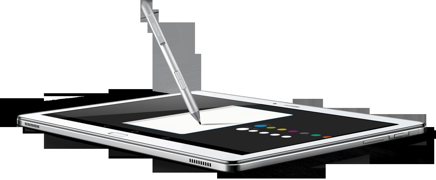 Huawei MediaPad M2 10.0 z rysikiem