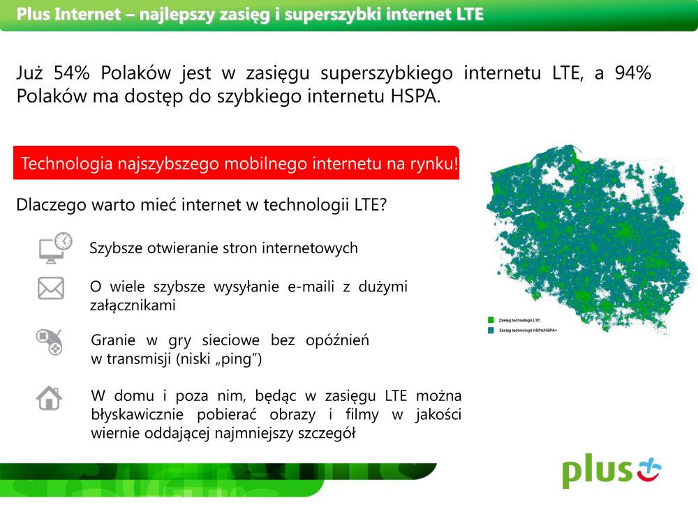 Nowa promocja dla studentów i nauczycieli na internet w Plusie