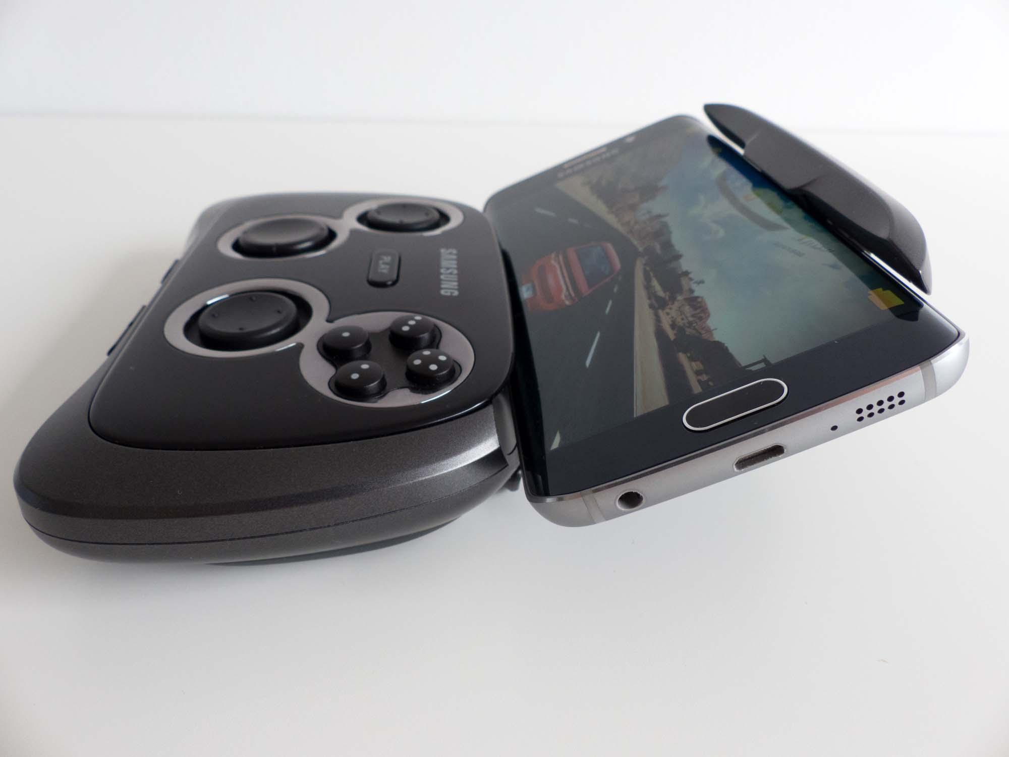 Galeria Zdjęć: Samsung Galaxy S6 Edge, Samsung Game Pad