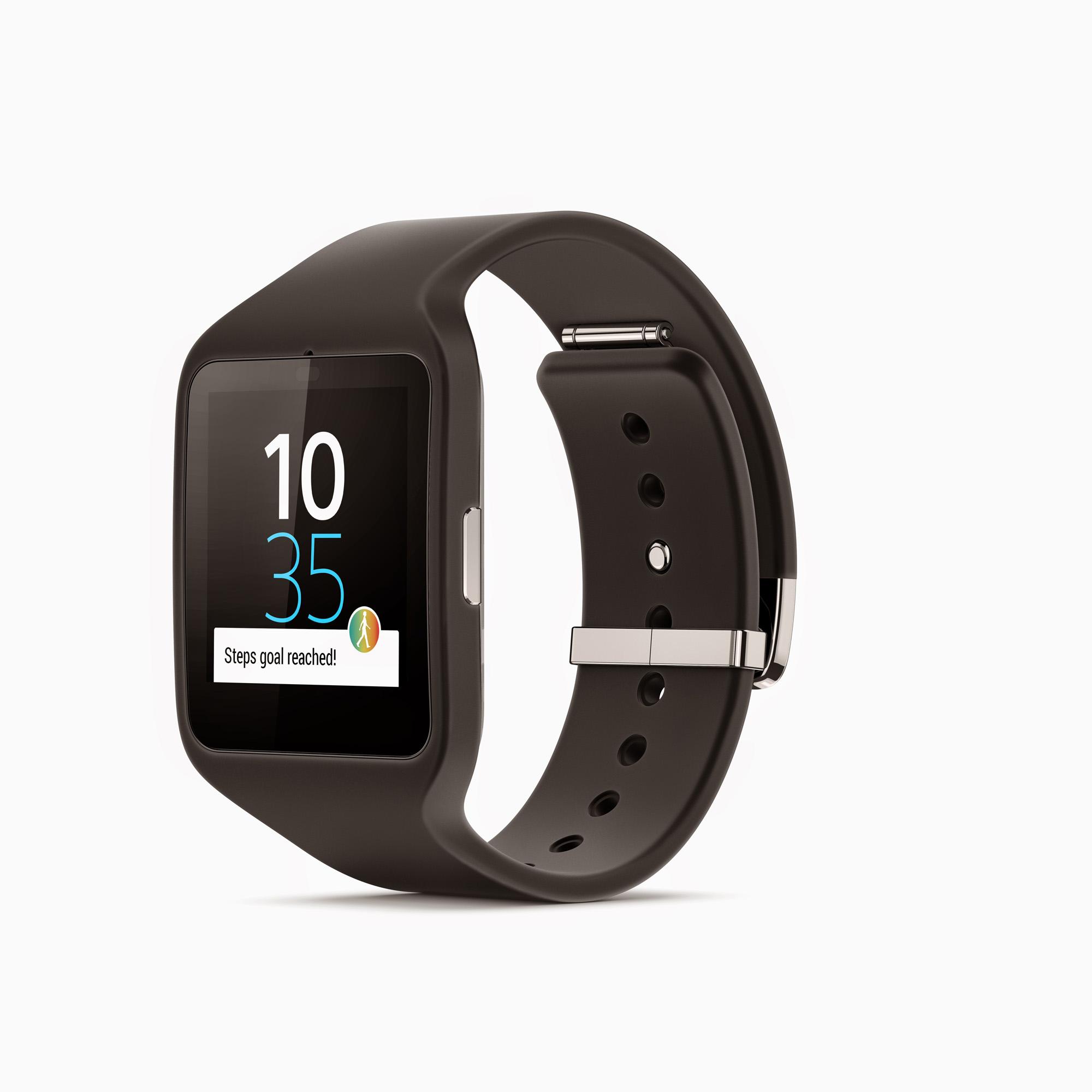 Smartband Talk I Smartwatch 3 Nowa Opaska I Zegarek Sony