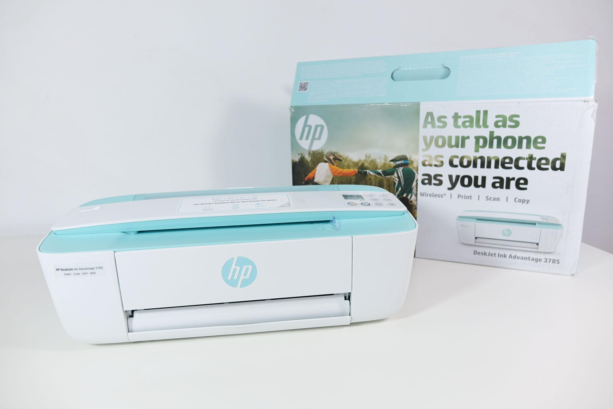 All in e Printer Remote