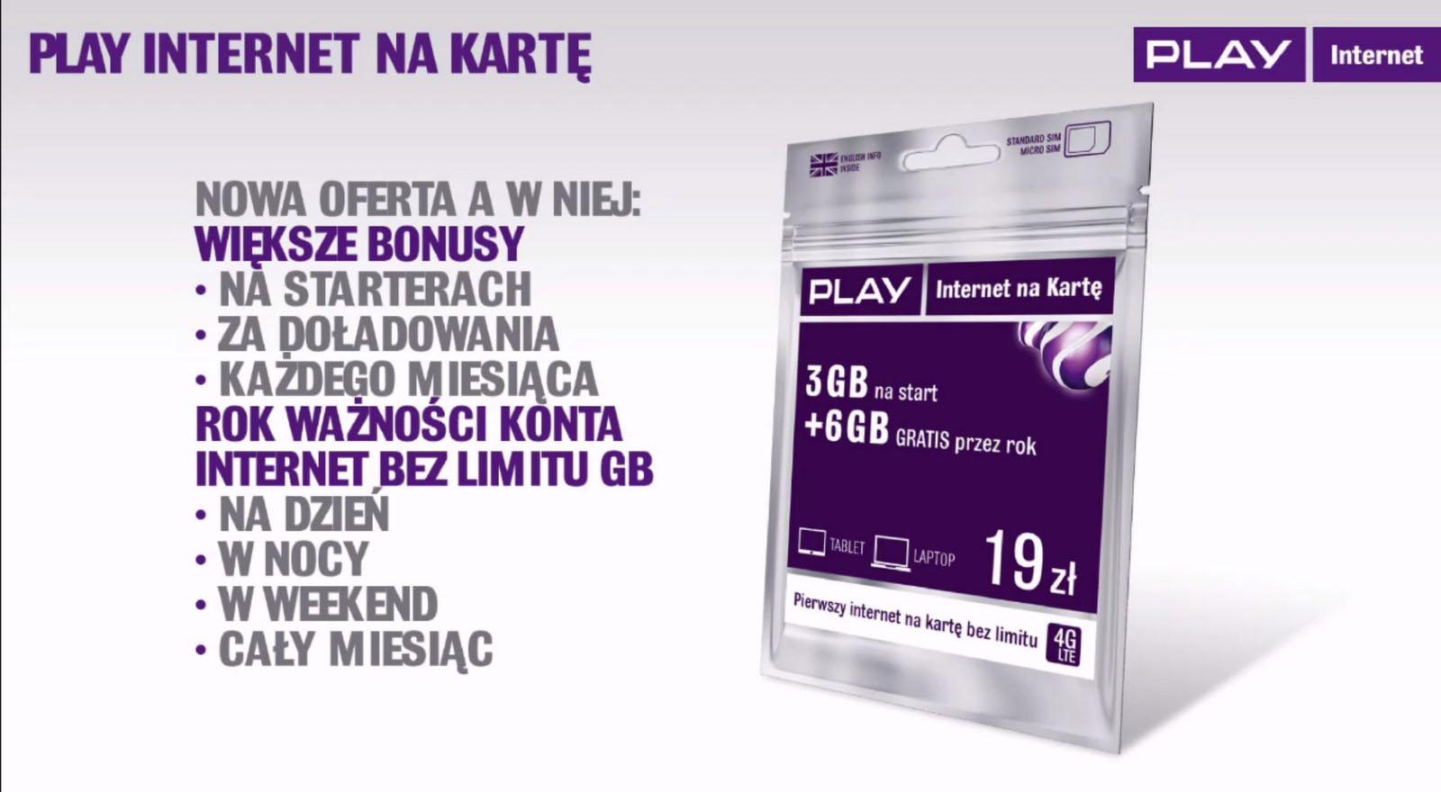 play internet