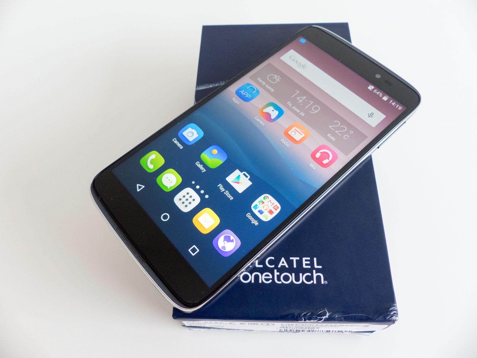 Test Alcatel Onetouch Idol 3 5.5