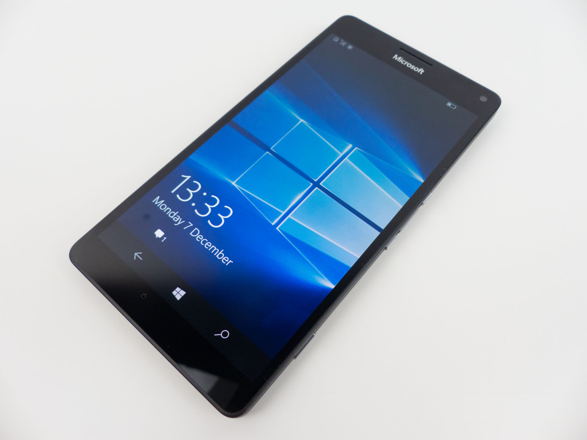 Test Microsoft Lumia 950 XL