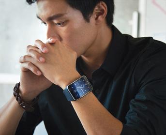 Zegarek Gear S i słuchawki Gear Circle zaprezentowane