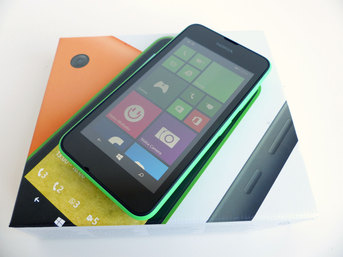 Test Nokia Lumia 530