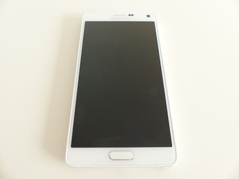 Test Samsung Galaxy Note 4