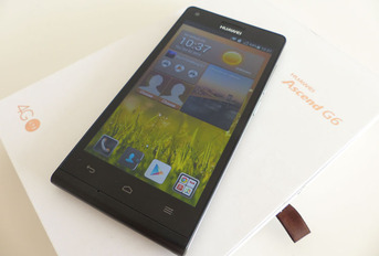 Test Huawei Ascend G6