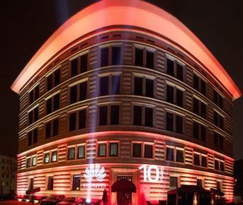 Huawei świętuje 10 lat w Polsce