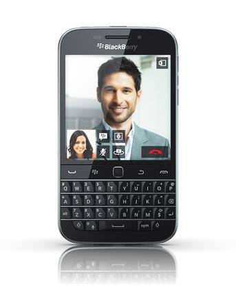 BlackBerry Classic oficjalnie zaprezentowany (wideo)