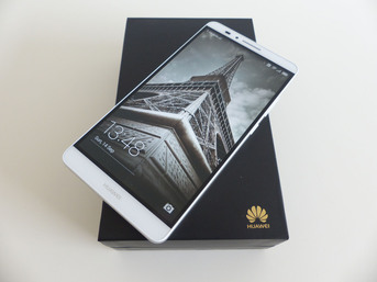 Test Huawei Ascend Mate 7