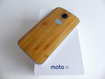 Test Motorola Moto X 2014
