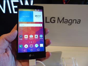 LG Magna, LG Spirit