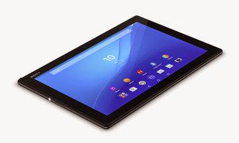 Sony Xperia Z4 Tablet - tablet o grubości 6,1 mm