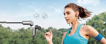 Huawei TalkBand N1 – zestaw słuchawkowy Bluetooth z 4 GB pamięci