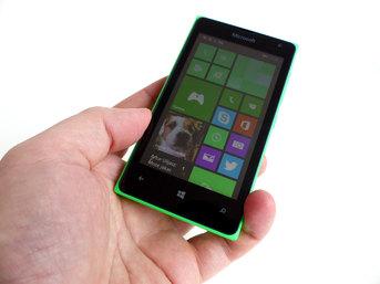 Microsoft Lumia 435 - nasza galeria zdjęć