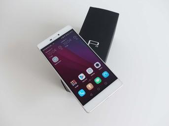 Huawei P8 - nasza galeria zdjęć