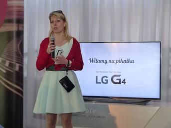 Polska premiera LG G4 - nasza relacja