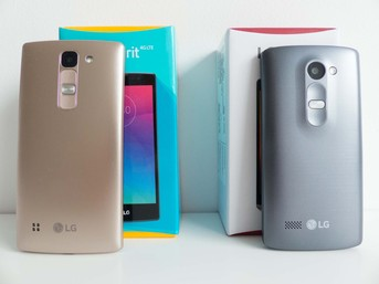 Test LG Spirit