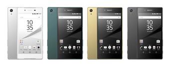 Xperia Z5 - nowy flagowiec Sony
