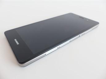 Test Huawei P8 Lite