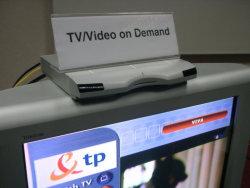Telewizja przez Neostradę w 2005 r