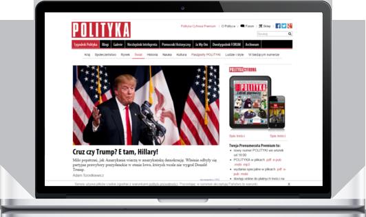Portal POLITYKA