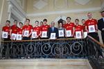 Wizyta siatkarskich mistrzostw Europy kadetów