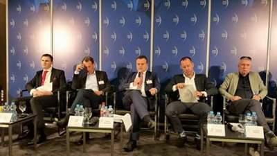 Minister Jędrzejczak podczas wystąpienia na Europejskim Kongresie Gospodarczym