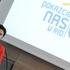 """Podsekretarz Stanu Dorota Idzi podczas konferencji """"Pokażcie nas w Rio"""""""