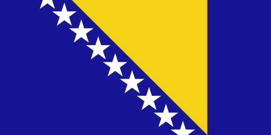 Chroatian - Bosnia and Herzegovina