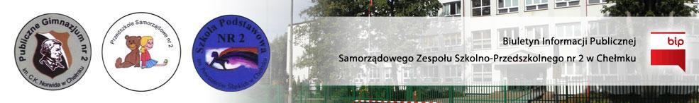 BIP Samorządowego Zespołu Szkolno-Przedszkolnego nr 2 w Chełmku