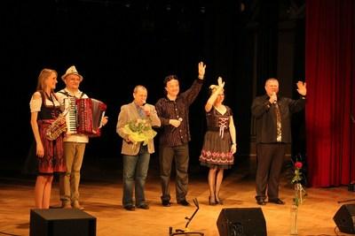 Podczas piątkowej Gali Śląskich Szlagierów w Strzelcach Opolskich wystąpili znani śląscy wykonawcy.